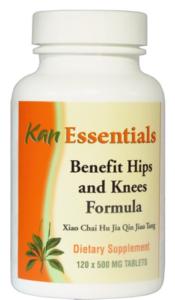 Benefit Hips and Knees Formula 120t 500mg Xiao Chai Hu Jia Qin Jiao Tang
