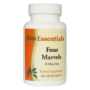 Four Marvels 300t 500mg Si Miao San